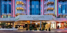 L'hôtel JW Marriott à Cannes