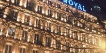 L'hôtel Le Royal à Lyon