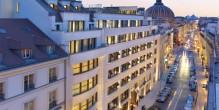 L'hôtel Mandarin Oriental à Paris