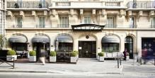 L'hôtel Montalembert à Paris