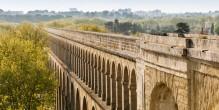 L'aqueduc des Arceaux à Montpellier