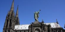 La Cathédrale Notre-Dame de l'Assomption à Clermont-Ferrand