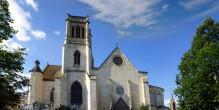 Le Cathédrale Saint-Caprais d'Agen