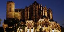 La cathédrale Saint-Julien au Mans
