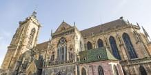 La Cathédrale Saint-Martin à Colmar