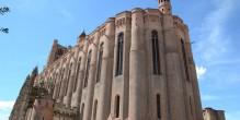 La cathédrale Sainte-Cécile à Albi