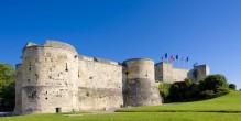 Le Château Ducal à Caen