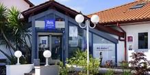 L'hôtel Ibis Budget à Bayonne