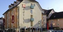 L'hôtel Ibis Centre à Colmar