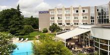 L'hôtel Novotel à Clermont-Ferrand
