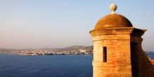 Le musée de la Mer à Cannes
