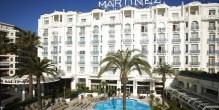 L'hôtel Le Martinez à Cannes
