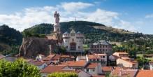 Le Rocher Saint-Joseph de Bon Espoir au Puy-en-Velay