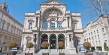 L'opéra-théâtre d'Avignon