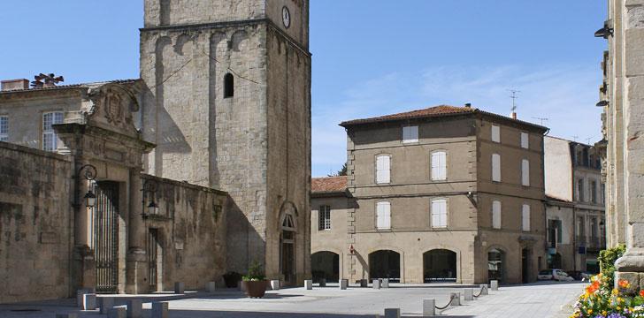 Rue De L Hotel De Ville Bp   Castres