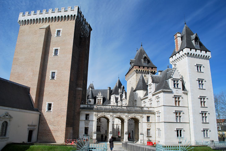 Photo du Château de Pau