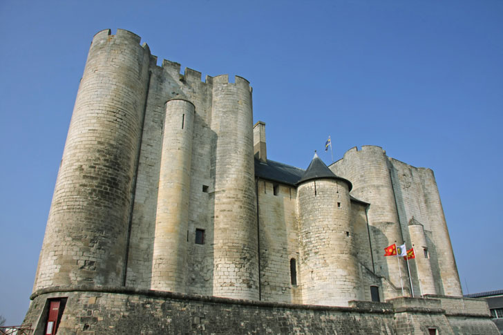 Photo du Donjon de Niort