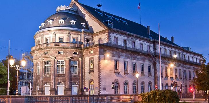 L'opéra de Strasbourg