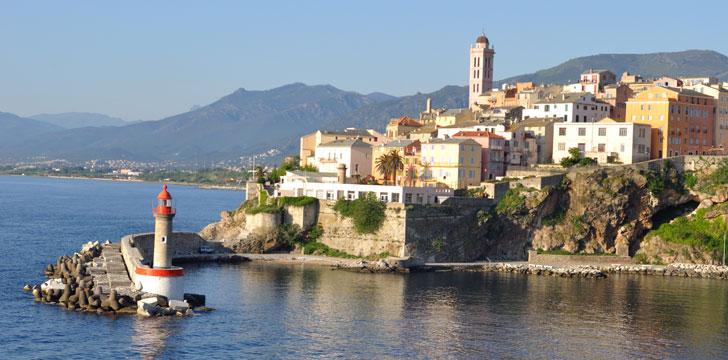 Que visiter bastia la citadelle le vieux port l - Office du tourisme bastia haute corse ...