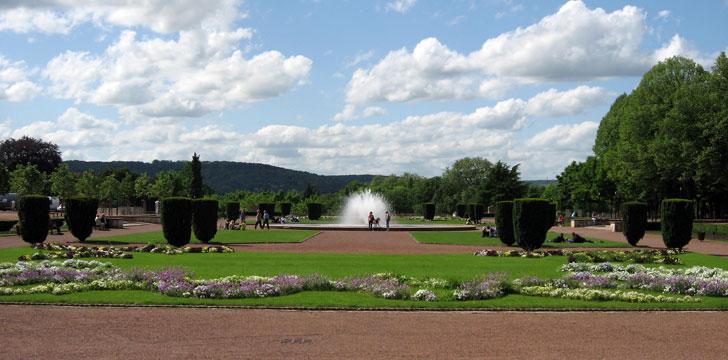Que visiter metz les monuments les mus es et les for Jardin fabert metz