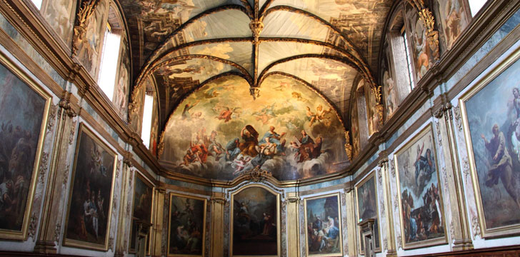 La Chapelle des Carmélites à Toulouse