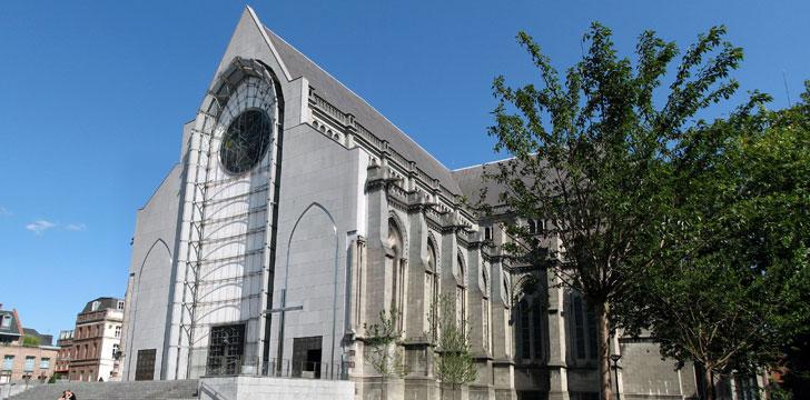Que visiter lille les monuments et places historiques - Eglise notre dame de la treille lille ...