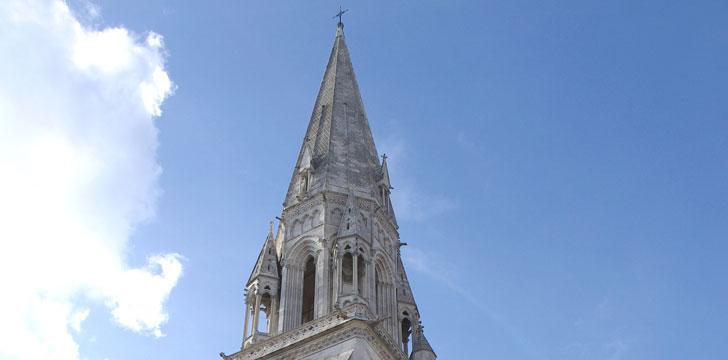 La Basilique Saint-Nicolas à Nantes