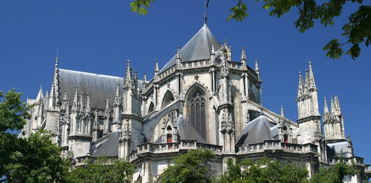 La Cathédrale Saint-Pierre-et-Saint-Paul à Nantes