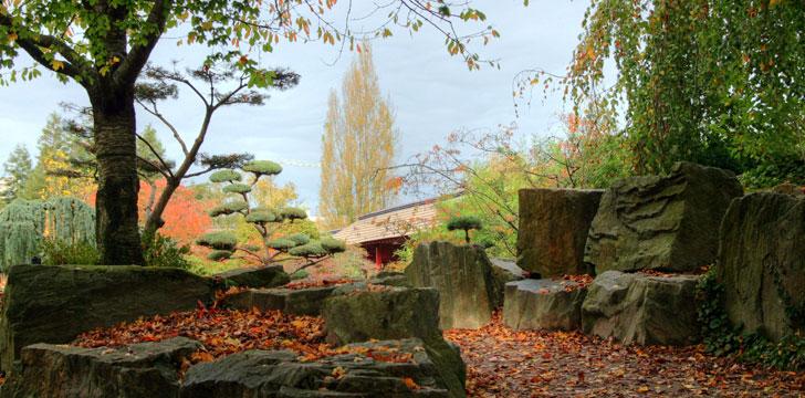 Que visiter nantes les lieux touristiques incontournables for Jardin japonais nantes