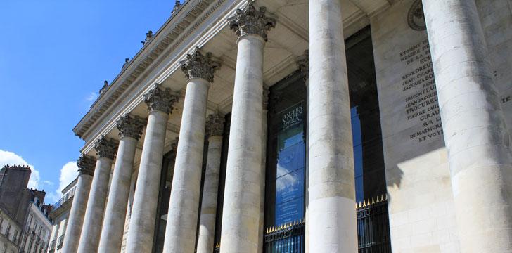 L'Opéra Graslin à Nantes