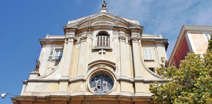 La Chapelle de la Miséricorde à Nice