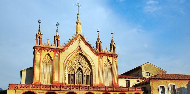 Le Monastère de Cimiez à Nice