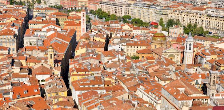Le quartier du Vieux-Nice