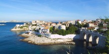 L'hôtel Le Petit Nice à Marseille