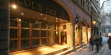 L'hôtel Cour des Loges à Lyon