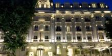 L'hôtel Boscolo Exedra à Nice