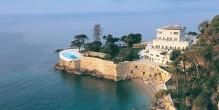 L'hôtel Le Cap Estel à Èze