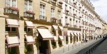 L'hôtel Castille à Paris