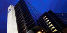 L'hôtel Hilton à Strasbourg