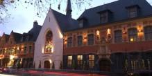 L'hôtel L'Hermitage Gantois à Lille