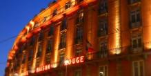 L'hôtel Maison Rouge à Strasbourg