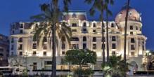 L'hôtel Le Négresco à Nice