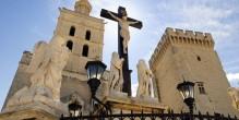 La cathédrale Notre-Dame des Doms à Avignon