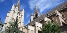 La cathédrale Notre-Dame et Saint-Privat de Mende