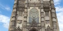 La Cathédrale Saint-Gatien à Tours