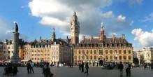 La Grand'Place à Lille