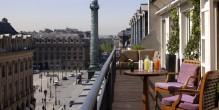 L'hôtel Park Hyatt Vendôme à Paris