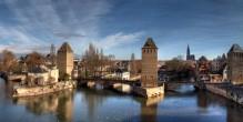 Les ponts couverts à Strasbourg