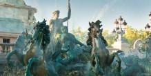 Le Monument aux Girondins à Bordeaux