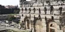 Le musée archéologique de Cimiez à Nice